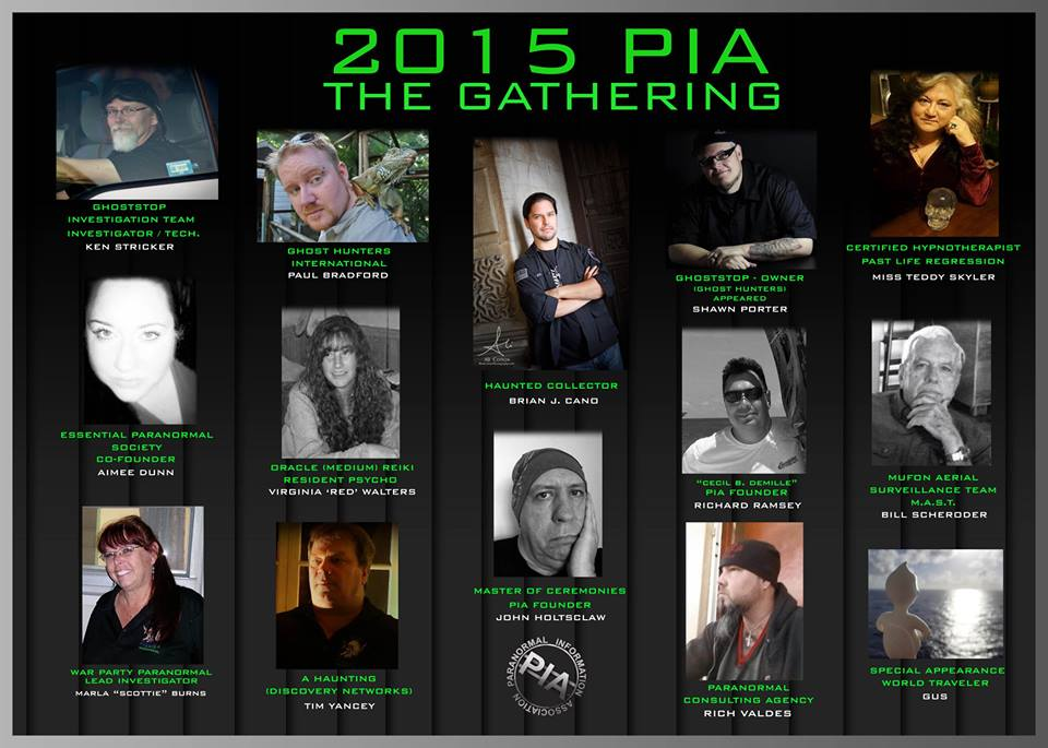2015 PIA The Gathering